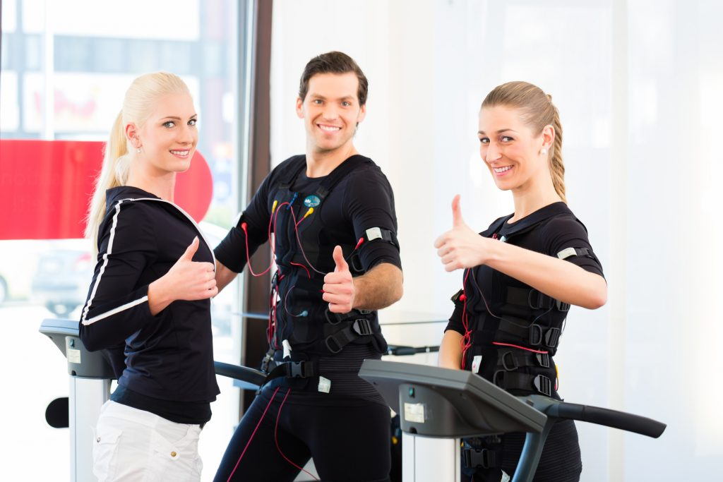 BodyTec20 – trening EMS