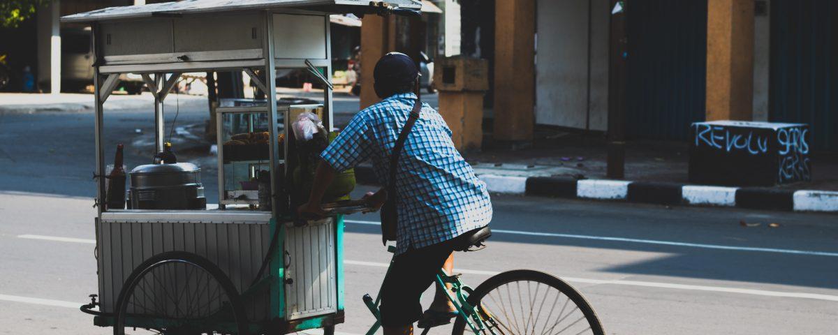 Foobike - rowery do gastronomii