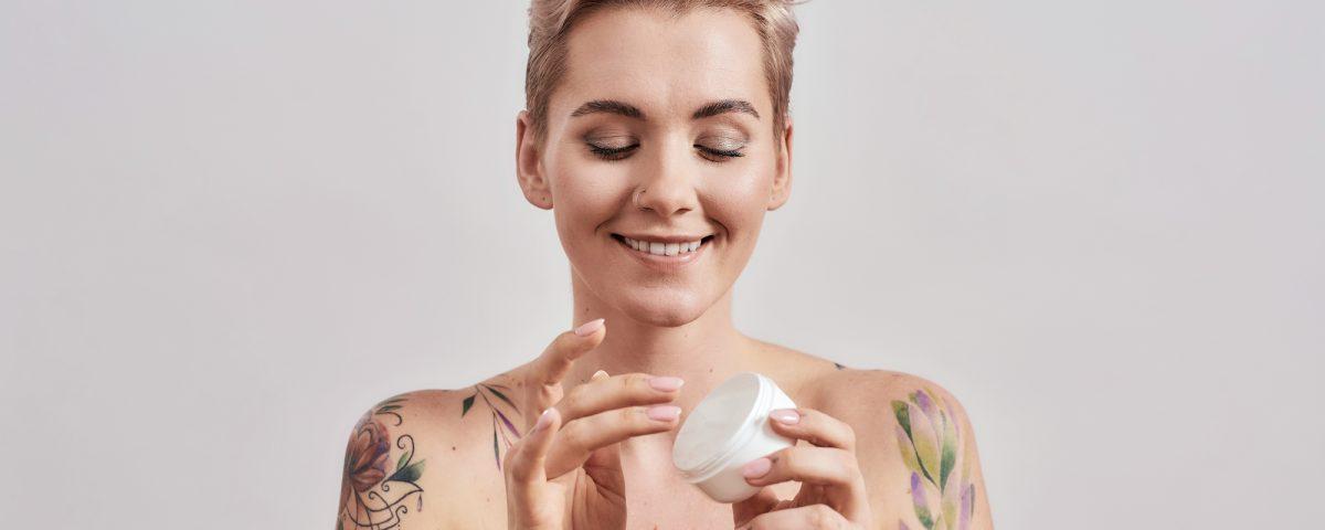 Neba - kremy do pielegnacji tatuazu
